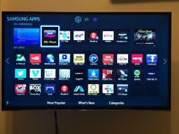 """Samsung LED Smart TV Full HD 32"""" H5500"""
