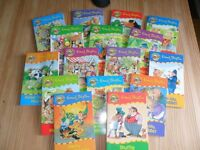 Selection of 16 Enid Blyton Happy Days Stories