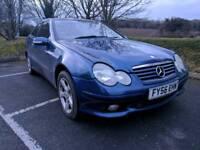 Mercedes C200cdi Se Man - Panroof - Drives A1 - Hpi Clear