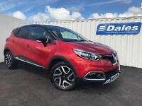 Renault Captur 1.5 dCi 110 Signature Nav 5Dr Hatchback (id metallic - flame red) 2016