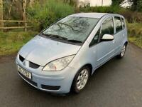 2006 MITSUBISHI COLT 1.1 PETROL #. 5 DOOR # MOT TO APRIL 2021 #