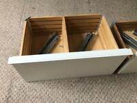 Ikea bathroom cabinet drawers