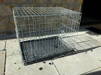 76cm Savic Dog Cage rarely used