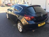 2010 VAUXHALL ASTRA 2L DIESEL FULL SERVICE HISTORY 93k WITH MOT BARGAIN