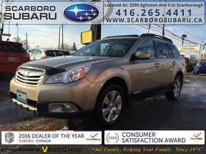 2010 Subaru Outback SPORT PKG, FROM 1.9% FINANCING AVAILABLE, PL
