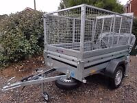Brenderup 2205s trailer