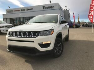 2017 Jeep Compass Sport-TOUCHSCREEN, BACKUP CAM, AC
