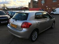 2007 Toyota Auris Good Condition 1 Owner with history and mot