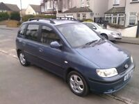 HYUNDAI MATRIX AUTO MOT DECEMBER LOW MILEAGE 50K 50K 50K
