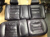 Mk3 golf leather interior.