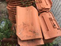 An Asortment Of Roof Tiles