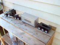CAST TRUCKS AND TRAILERS  COLLECTION.