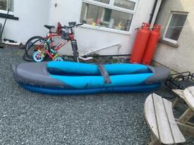 Crivit 2 Person Inflatable Kayak