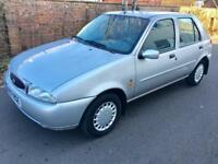 LEFT HAND DRIVE LHD - Low Mileage Mint Condition Ford Fiesta