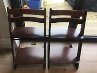 Tripp Trapp High Chairs