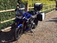 Triumph Tiger Explorer Mint Condition 10K Miles, Full Luggage - Bargain Price