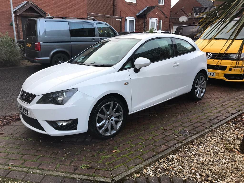 seat ibiza fr 2014 only 12k miles and one owner from new. Black Bedroom Furniture Sets. Home Design Ideas