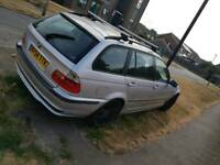 Bmw 320D touring 54 plate