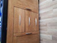 Oak furniture land sideboard