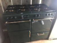 Range gas cooker 8 burners 4 ovens free delivery