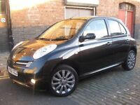 NISSAN MICRA 1.2 NEW SHAPE **** £1250 ONLY **** 5 DOOR HATCHBACK