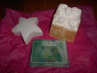 Lush Exclusive Golden Wonder Gift Set Stardust Brand New in Box