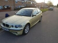 Well maintained bmw with low mileage