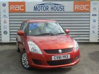 Suzuki Swift SZ3 DDIS (£20.00 ROAD TAX) FREE MOT'S AS LONG AS YOU OWN THE CAR!!! (orange) 2011
