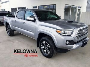 2016 Toyota Tacoma Double Cab 4WD TRD Sport Pkge