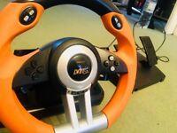 Speedlink Drift O.Z Racing wheel for PC