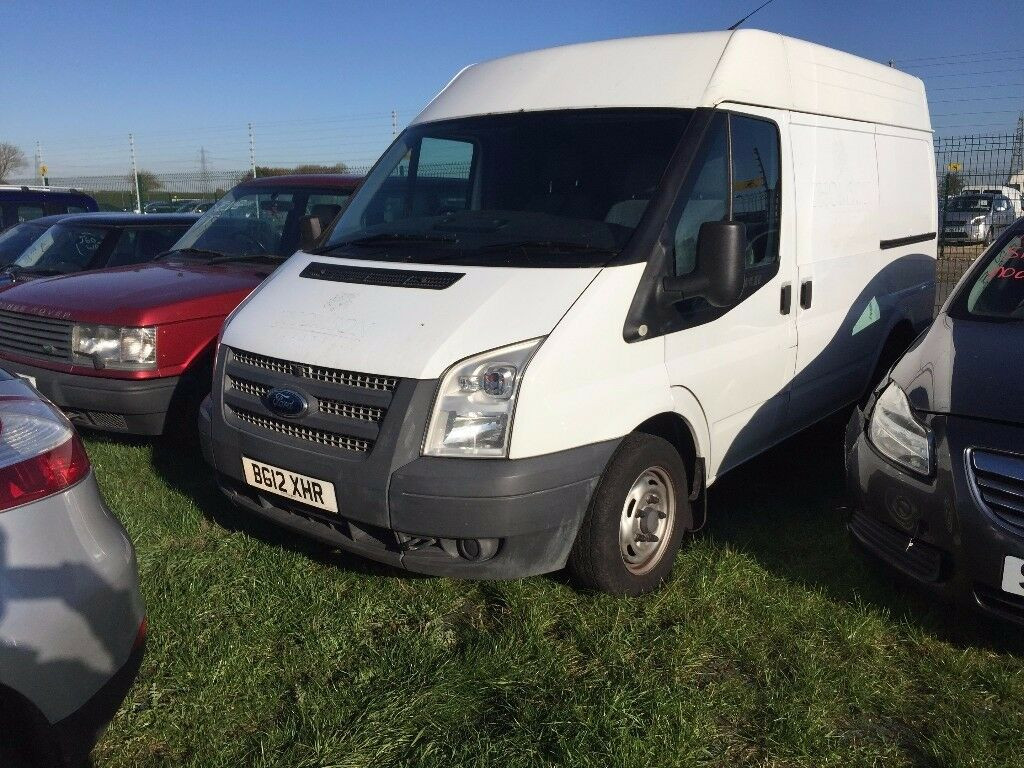 2012 Ford Transit 100 T280 Fwd 2.2tdci non runner spares or repair