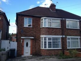 ** 3 Bed Semi Detached House To Rent – Melton Road LE4 – To Let Semi-Detached Property - £725pcm **