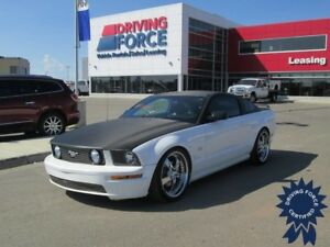 2005 Ford Mustang GT w/Leather Bucket Seats, Cruise Control