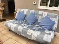 Large double sofa bed