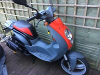 2006 Peugeot ludix 50cc Moped scooter mot march 2019