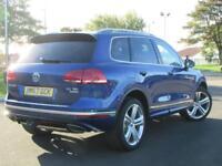 Volkswagen Touareg V6 R-LINE TDI BLUEMOTION TECHNOLOGY (blue) 2017-09-27