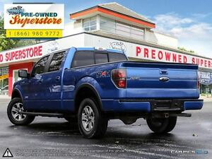 2011 Ford F-150 FX4 with leather/SUNROOF<<< Windsor Region Ontario image 4