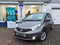 2014 64 Nissan Note 1.5dCi~Style Pack Acenta Premium~ONLY 9000 MILES~
