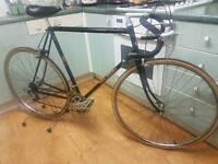 Raleigh Alpha Sport Mens Vintage Racing Bike