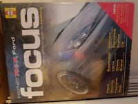 Ford Focus: The Definitive Guide to Modifying Haynes Max Power Brand New SEALED