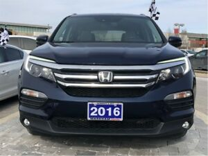2016 Honda Pilot EX-L Navi 6AT AWD - ACCIDENT-FREE, 1 OWNER