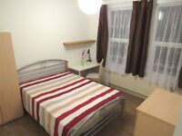 Double double room, available from 28th September, Leyton/East London.
