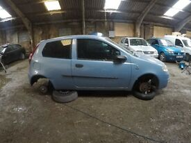 Selling Fiat Punto parts incredibly cheap all parts