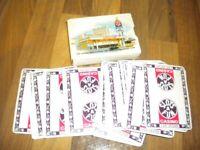Vintage playing cards Slots of Fun Las vegas