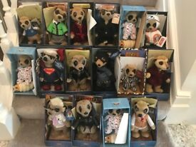 16 excellent condition meerkats for sale...