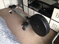 Roger Black Fitness Air Rowing Machine
