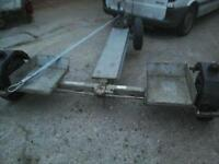 Towing dolly heavy duty