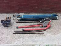 plumbing equipment tools