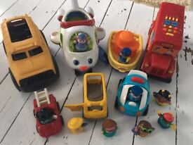 Fisher Price Little People ++ bundle