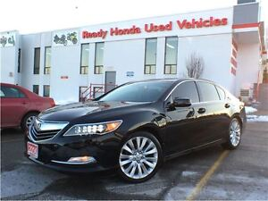 2014 Acura RLX Tech Pkg - Leather - navigation -